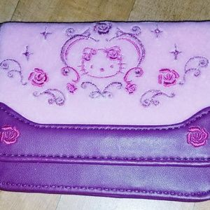 Hello Kitty Card Wallet